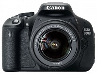 Canon EOS 600D Kit 18-135 IS
